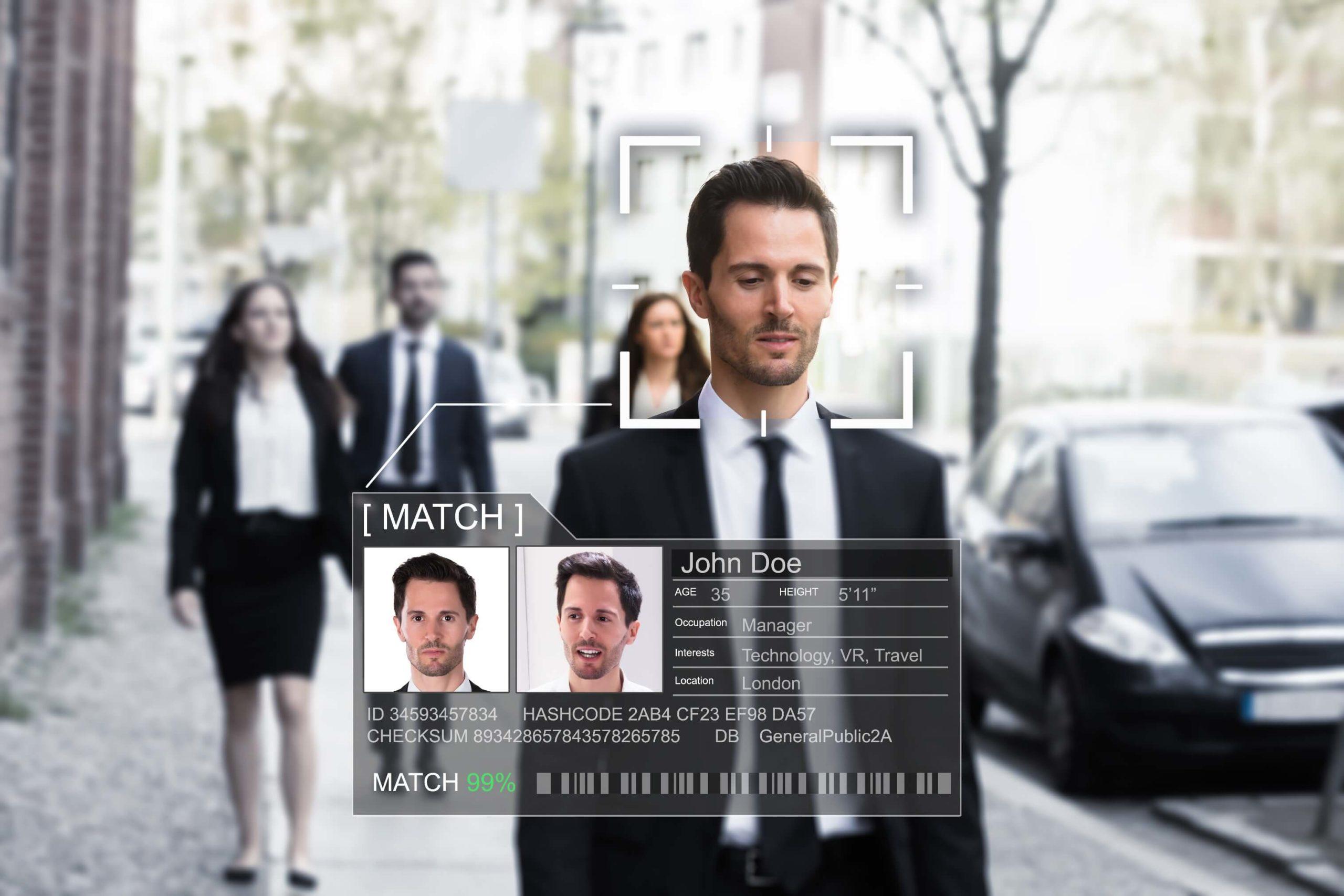 facial recognition service