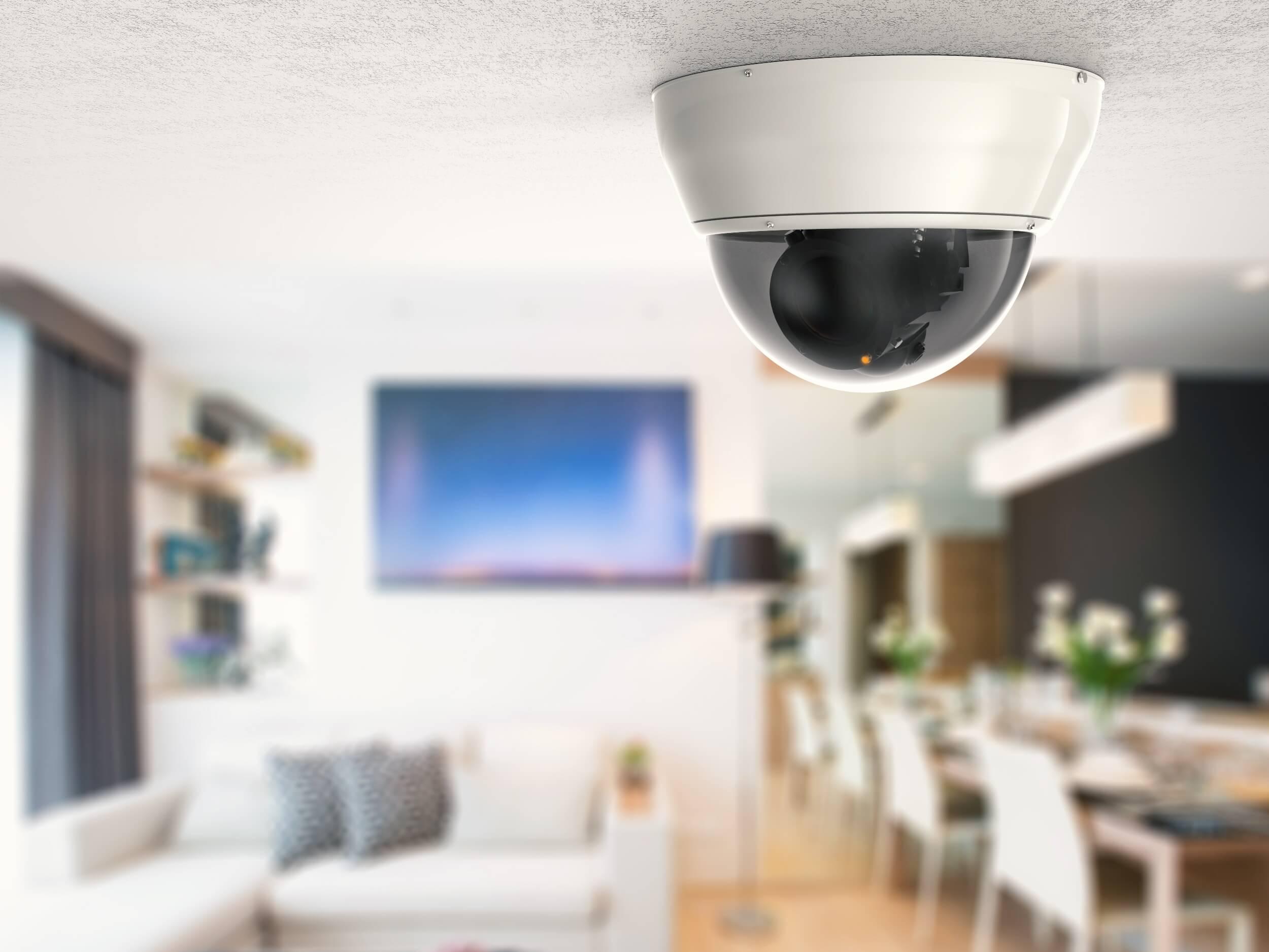 security service camera